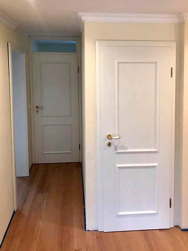 Zimmertüren weiss, Bauelemente Zachmann