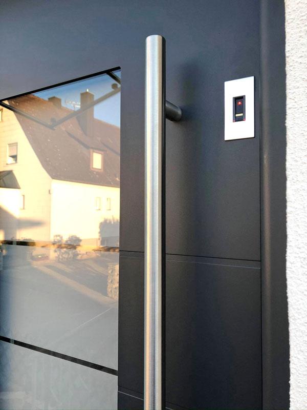 Bauelemente Zachmann Türen aus Forchheim